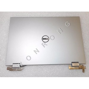 05WN1X Dell Inspiron 13 7347 7348 LCD Top Back Cover Lid with Hinges