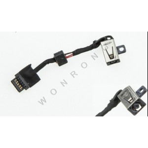 0P7G3 Dell XPS 13 9343 DC Power Jack Connector