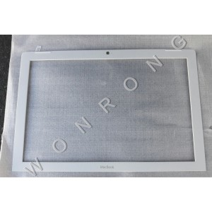 922-7401 Apple White MacBook Front LCD Display Bezel A1181