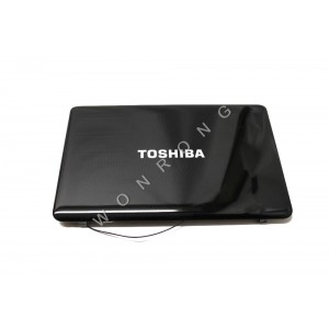 A000075550 Toshiba L655D-S5050 L655D Series LCD Back Cover